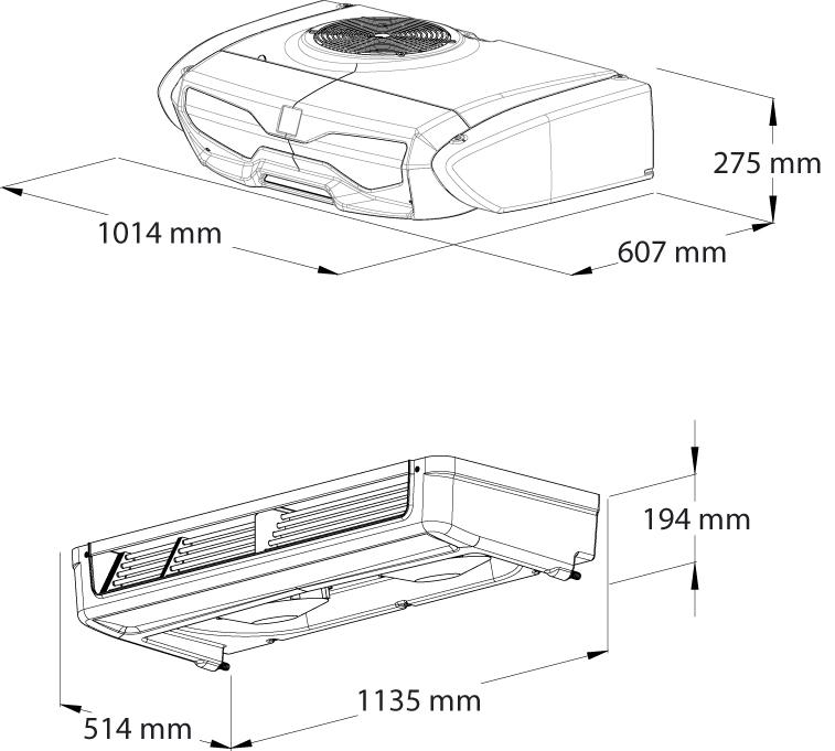 Z350-dimensions
